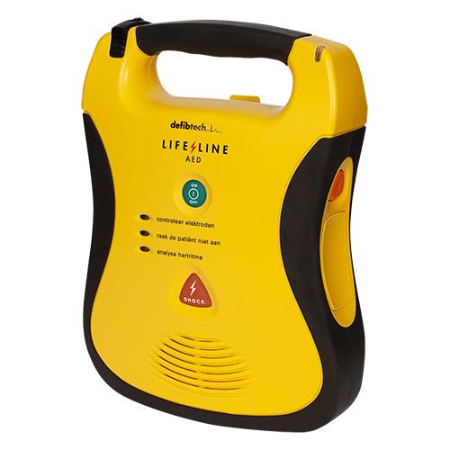 Defibtech Lifeline AED  Semi-automaat