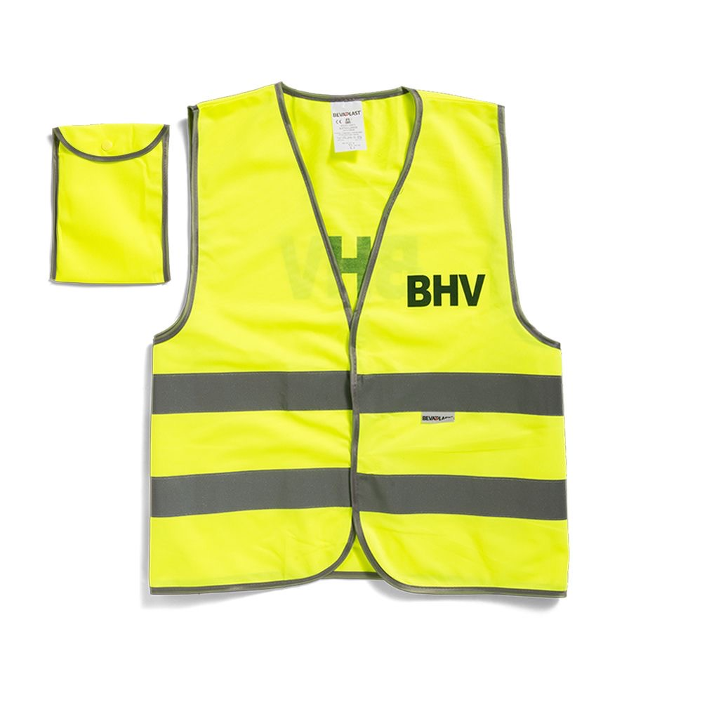 BHV hesje – geel